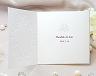 結婚式招待状(手作りキット) フェリチタWR(ワインレッド)【Name on Card タイプ】 サポート画像2