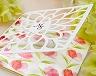 結婚式招待状(手作りキット) チューリップA【Name on Card タイプ】 サポート画像2