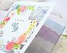 結婚式招待状(手作りキット) コクリコA【Name on Card タイプ】 サポート画像2