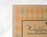 結婚式招待状(手作りキット) ラビリンスB【Name on Card タイプ】 サポート画像2