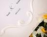結婚式招待状(手作りキット) エレガンスB サポート画像3