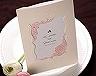 結婚式招待状(手作りキット) メモリーズP(ピンク) サポート画像3
