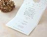 結婚式招待状(手作りキット) ウエディングレース サポート画像3