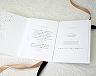 結婚式招待状(手作りキット) ピュルテA サポート画像3