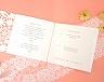 結婚式招待状(手作りキット) シャルマンA サポート画像3