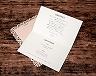 結婚式招待状(手作りキット) クロッシェA サポート画像3