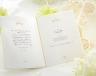 結婚式招待状(手作りキット) フラワリー サポート画像3
