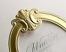 結婚式招待状(手作りキット) ミロワールG(ゴールド) サポート画像4