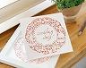 結婚式招待状(手作りキット) ラマージュA サポート画像4