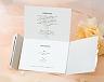結婚式招待状(手作りキット) チェリッシュ サポート画像4