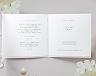 結婚式招待状(手作りキット) フェリチタBL(ブルー)【Name on Card タイプ】 サポート画像4