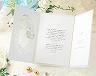 結婚式招待状(手作りキット) デリカBL(ブルー)【Name on Card タイプ】 サポート画像4