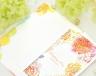結婚式招待状(手作りキット) フラワリー サポート画像5