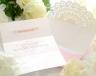 結婚式招待状(手作りキット) セントポーリアP(ピンク) サポート画像5