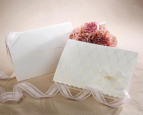 結婚式招待状(手作りキット) ブローダリーC メイン画像