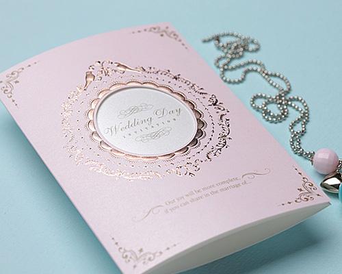 結婚式招待状(手作りキット) ドルチェ サポート画像1 (拡大)