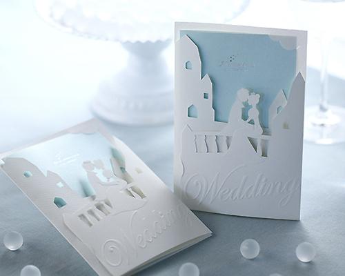 結婚式招待状(手作りキット) アリエッタA サポート画像1 (拡大)