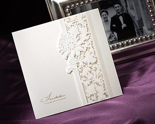 結婚式招待状(手作りキット) エーデル サポート画像1 (拡大)