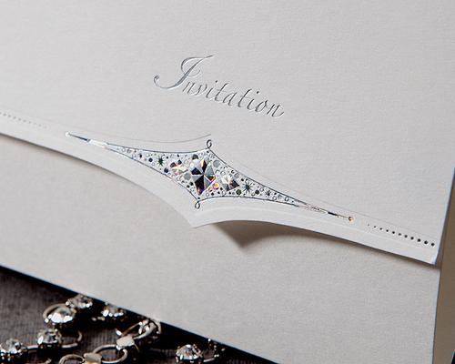 結婚式招待状(手作りキット) クラッシー サポート画像1 (拡大)