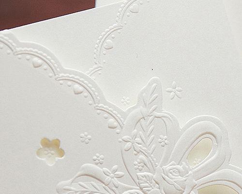 結婚式招待状(手作りキット) マリッジベル サポート画像2 (拡大)