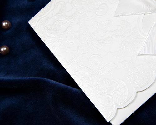 結婚式招待状(手作りキット) マリエE サポート画像2 (拡大)