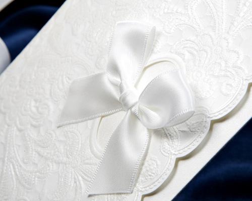 結婚式招待状(手作りキット) マリエE サポート画像4 (拡大)