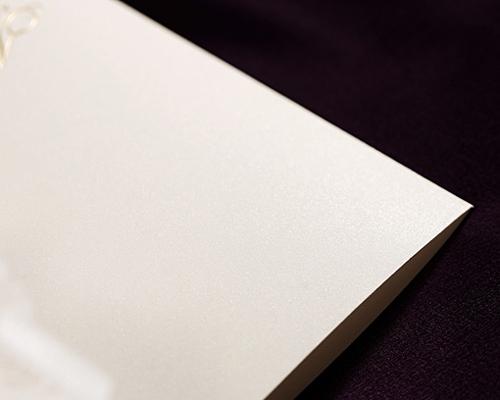 結婚式招待状(手作りキット) エーデル サポート画像4 (拡大)