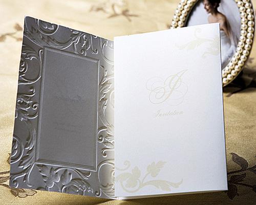 結婚式招待状(手作りキット) アダージョG(ゴールド) サポート画像5 (拡大)