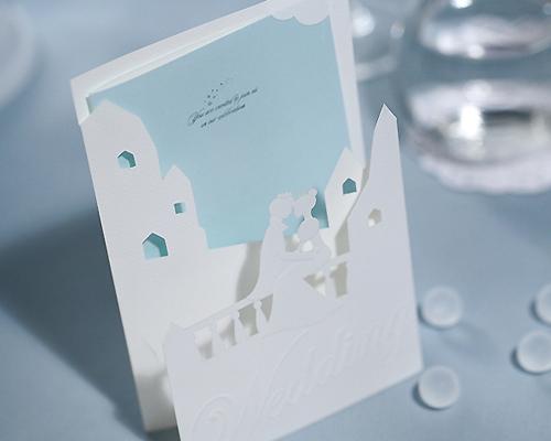 結婚式招待状(手作りキット) アリエッタA サポート画像5 (拡大)