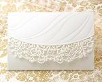 結婚式招待状(印刷込み) トレーンA