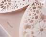 結婚式招待状(手作りキット) ブルーミングD サポート画像2