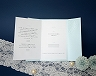 結婚式招待状(手作りキット) ブリリアント・ブルー サポート画像3