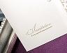 結婚式招待状(手作りキット) エーデル サポート画像5